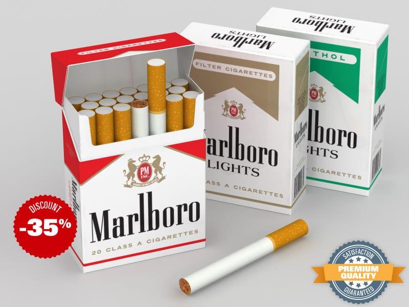 Gửi thuốc lá đi nước ngoài