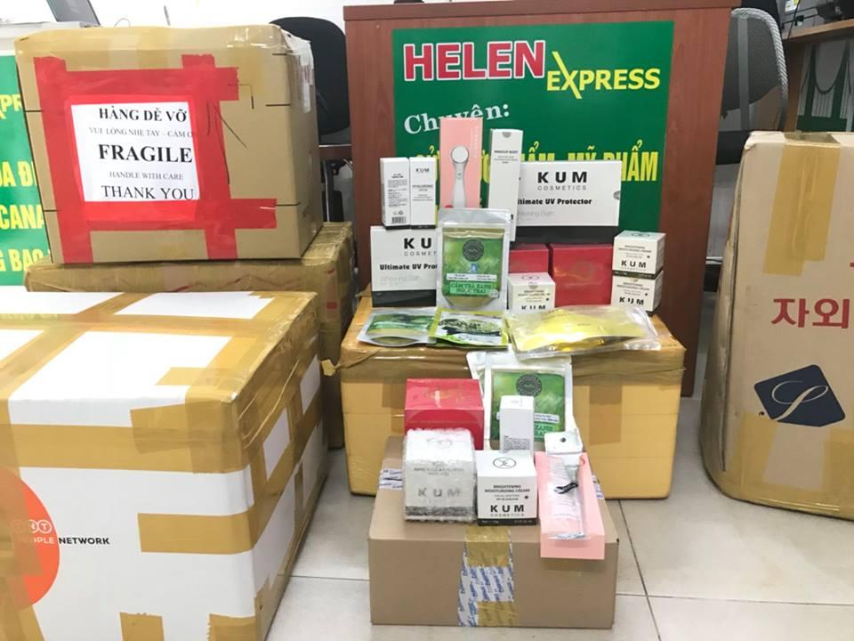 Gửi Hàng Đi Mỹ | Công Ty Vận Chuyển Helen Express