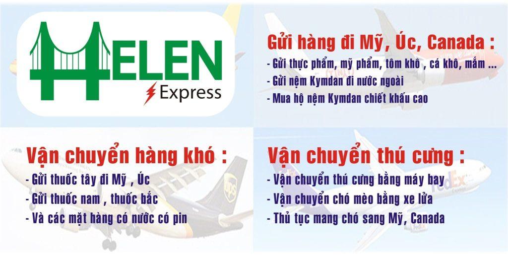 Helen Express mang đến cho khách hàng những trải nghiệm dịch vụ tốt nhất với mức giá hợp lý nhất.