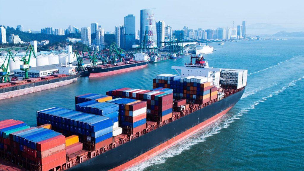 Gửi hàng đi Mỹ bằng đường thủy