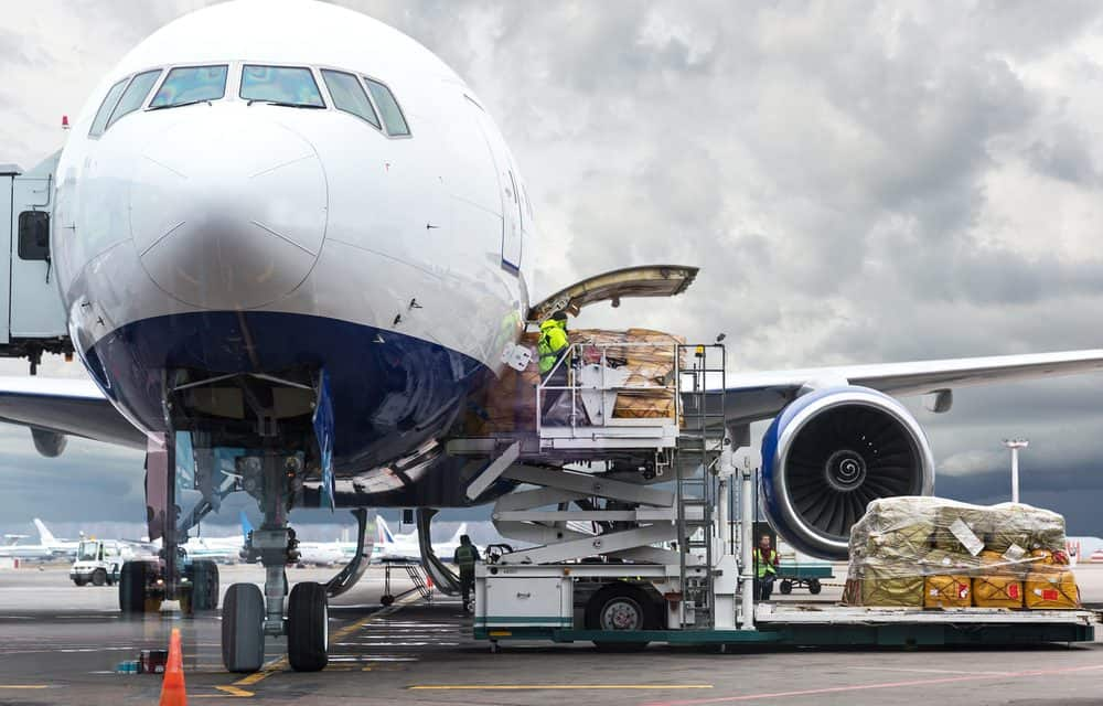 Gửi hàng đi Mỹ bằng đường hàng không